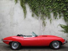 1963 Jaguar XKE Roadster