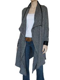 ASTARS Stachel Drape Jacket for women