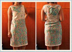Nani Iro Fabric dress