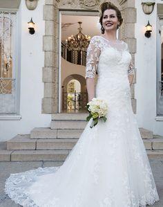 Wedding Dress VW8735 - Marilyn's Bridal