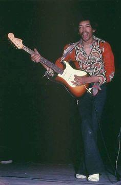 Jimi - Shreveport LA 7-31-1968