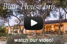 Texas Hill Country Bed and Breakfast   Romantic Texas Getaway