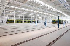 La Junta insiste en su propuesta de colaborar con el ayuntamiento para reactivar el tranvía