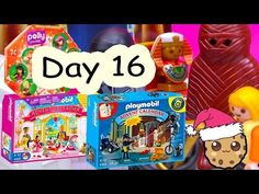 Polly Pocket, Playmobil Holiday Christmas Advent Calendar Day 16 Toy Surprise Opening Video - YouTube Girl Dolls, Barbie Dolls, Shopkins Season 4, Cookie Swirl C, Polly Pocket, Rainbow Dash, Disney Frozen, Barbie Clothes, Fun Crafts