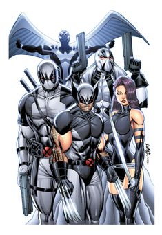 Uncanny X-Force - Rob Liefeld