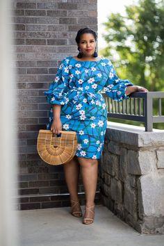 Plus Size Fashion for Women – Triena Deniese at Diyanu Plus Size Fashion For Women, Plus Size Women, Plus Size Dresses, Plus Size Outfits, Curvy Women Fashion, Womens Fashion, Summer Dress, Modelos Fashion, Modelos Plus Size