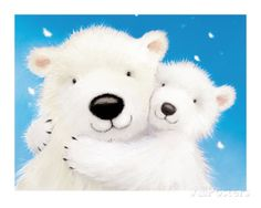 Fluffy Bears IV Prints by Alison Edgson at AllPosters.com