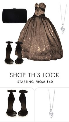 """""""The Vampire Diaries Elena Gilbert Prom Inspired Outfit"""" by camemckeith ❤ liked on Polyvore featuring Isabel Marant, BERRICLE and Sergio Rossi"""