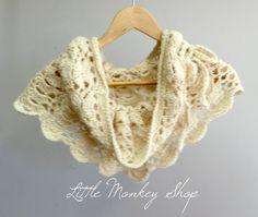 Crochet Shawl PATTER