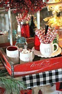 Great use of a coke crate