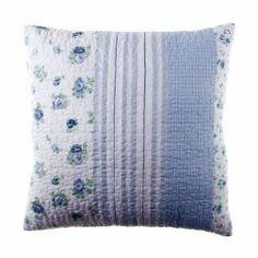 Cojín decorativo azul Bouti Chartres. Cojines decorativos en Nuryba.com tu tienda de cojines y decoracion online