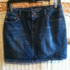American Eagle Denim Skirt Sz 2 American Eagle Denim Skirt, Sz 2 American Eagle Outfitters Jeans