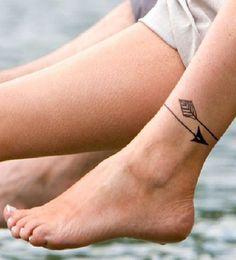 ¿Andabas con ganas de hacerte un tatuaje en el tobillo? ¡Te…