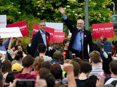 'Hero of the hour' Jeremy Corbyn is going to appear on the Pyramid stage at Glastonbury this year -  Jeremy Corbyn is set to speak to the crowds at Glastonbury from the Pyramid stage this summer, the Guardian reports. The Labour leader will appear on Saturday afternoon, being led on stage by Michael Eavis, the festival's founder. Eavis told the Guardian that he believes in Corbyn's policies such as his stance |   Via   business-insider https://www.dailyed.tech/?p=159257 #EdTe