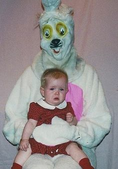 scary easter bunny pictures | Scary Bunnies