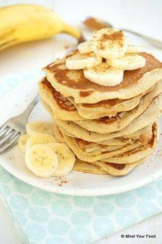Speculaas pannenkoeken - Mind Your Feed - Flamm Kuchen Dutch Recipes, Sweet Recipes, Baking Recipes, Breakfast Recipes, Dessert Recipes, Desserts, Tefal Snack Collection, Pancakes, Brunch