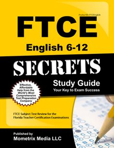 Ftce english 6-12 essay practice for ged