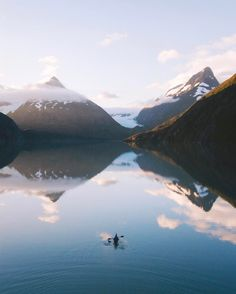 "87.9k Likes, 841 Comments - Alex Strohl (@alexstrohl) on Instagram: ""That morning in Alaska... We rarely see the effort that goes into making an image. For this one, we…"""