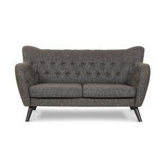 Cappella 2,5-sits soffa - Grå - 6195 kr - Trendrum.se