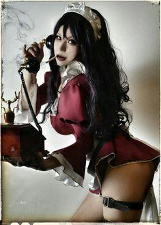 yuki Baby 5 Cosplay Photo