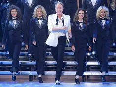 """Irish dance icon Michael Flatley will make his Broadway debut and final appearance with """"Dangerous Games."""""""