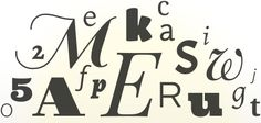 Adobe web fonts.