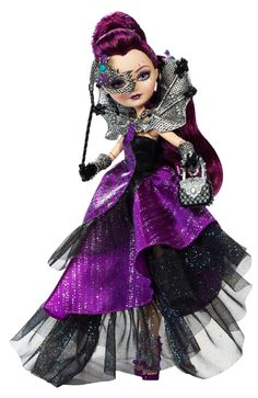 Thronecoming Raven Queen Ever After High Doll