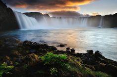 Godafoss, Waterfall of the Gods