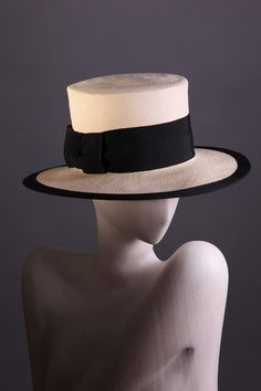 Laurence Bossion SS 2014 Fascinator Hats a3c9f4e594d1