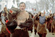 2013 Sony World Photography Awards, New years eve ritual in Romania