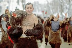 tradiciones de fin de año en Rumania.  (© Alecsandra Dragoi / 2013 Sony World Photography Awards) #