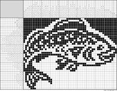 Bear and trees cross stitch. Cross Stitch Tree, Cross Stitch Animals, Cross Stitch Patterns, Knitting Charts, Knitting Patterns, Crochet Patterns, Beading Patterns, Fair Isle Chart, Graph Paper Art