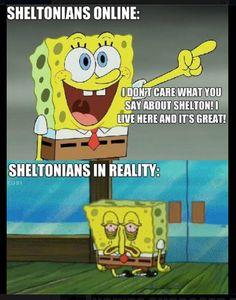 Shelton love