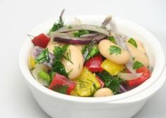 ... Finds | Pinterest | White Bean Salads, White Beans and Bean Salads