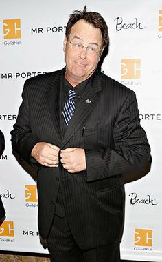 Dan Aykroyd reveals he has Asperger and Tourette's
