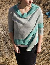 Ravelry: Sari Cardi pattern by Jenise Reid. Oh my, I may have to knit this one. Spin Cycles new lace weight would be perfect!