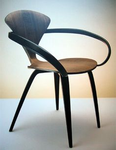 Ribbon Chair by Norman Cherner, 1958