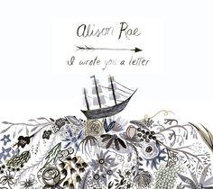 Alison Rae album art by Katie Vernon