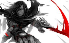 Talon - League of Legends wallpaper