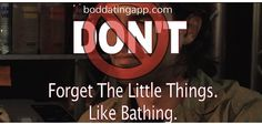 Live in Los Angeles - was your last date a dating don't? Be part of the invite-only bod dating app launch. #dating #onlinedating #datingtips #love #baddate #relationships #apps #datingapps #bodapp boddatingapp.com