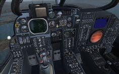 A-6A cockpit