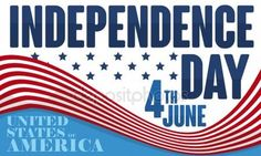 Promotional Design for American Independence Day with Waving Flag, Vector Illustration American Independence, Independence Day, Happy 4 Of July, 4th Of July, States In America, Promotional Design, Banner, Flag, Waves
