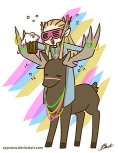 Hobbit - Party Thranduil by caycowa on deviantART