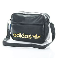 bfd9bde4f07e BN Adidas Originals AC AIRLINE Unisex Messenger Shoulder Bag (V86404
