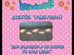 Cordón Wayuu Yaliwanasü - YouTube Tapestry Bag, Tapestry Crochet, Lucet, Crochet Purses, Loom Weaving, Cotton Crochet, Handmade Bags, Crochet Projects, Diy And Crafts