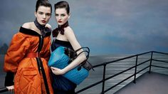 Miu Miu Fall 2013 Campaign Enlists Adriana Lima, Daphne Groeneveld, Georgia May Jagger and More   Fashion Gone Rogue: The Latest in Editorials and Campaigns
