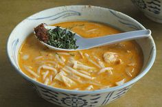 Katong #Laksa <3 check out my delicious Guide to #Singapore Cuisine