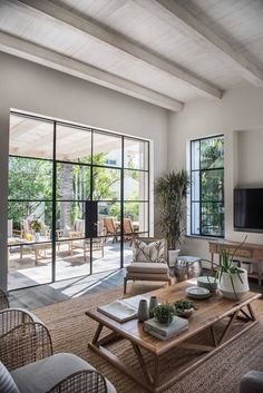 47 inspiring outdoor spaces our favorite sale picks 47 ~ Design And Decoration Living Room Interior, Home Living Room, Living Room Designs, Living Area, Small Living, Interior Exterior, Home Interior Design, Interior Decorating, Best Home Design