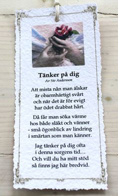 Tänker på dig - Diktkort Smile Quotes, Words Quotes, Wise Words, Sayings, Proverbs Quotes, Text Me, Inspirational Message, Word Of God, Great Quotes