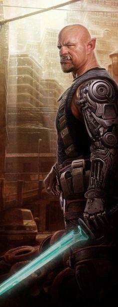 Steven Anderson - weapon specialist, Grey Diamonds